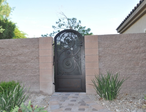 Wrought Iron Gates: Safety and Aesthetics
